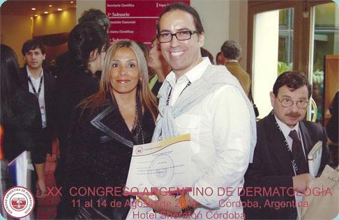 XX Congreso Argentino de Dermatologia